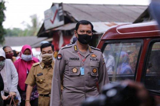 Polisi tahan pegawai UPT P2TP2A Lampung Timur