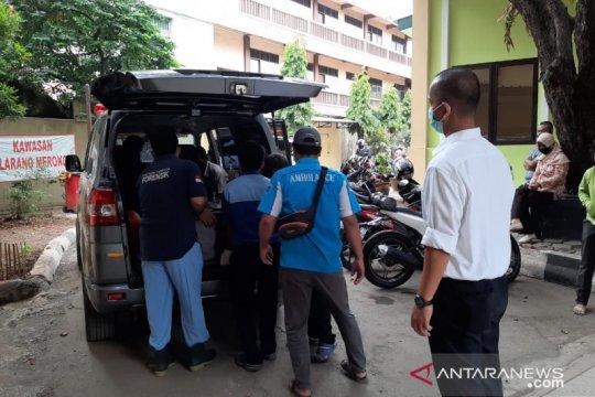 RS Polri autopsi tiga korban kebakaran di Bekasi