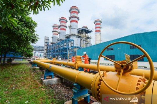 PGN bangun klasterisasi infrastruktur LNG untuk pembangkit listrik