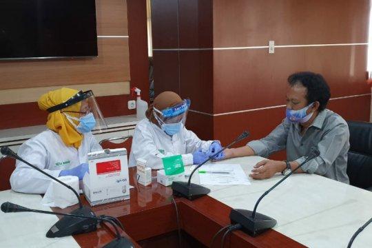 DPRD Jateng: Tugas kedewanan tidak terganggu penutupan gedung