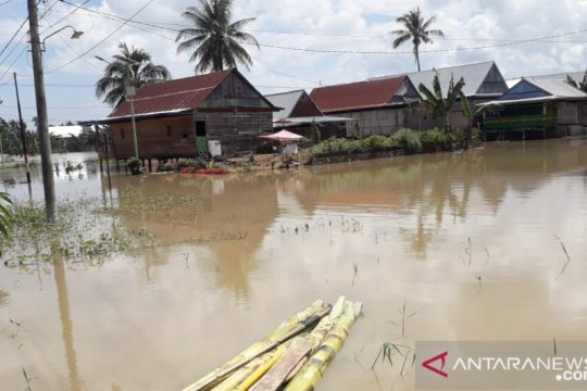 Sengkang terendam banjir 1,5 meter, PLN padamkan 56 gardu di kota itu
