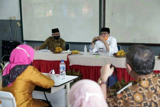 Gubernur Banten izinkan kelas tatap muka secara terbatas