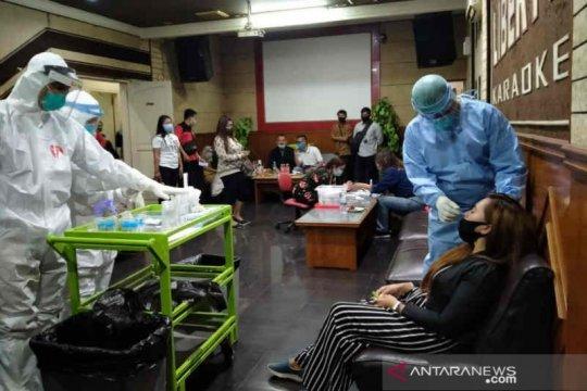 Gugus tugas tes usap 140 pekerja tempat hiburan malam di Cirebon