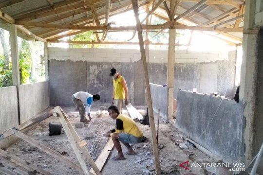 """Ponpes Daarul Mizan Bogor """"sulap"""" kandang sapi untuk ruang belajar"""