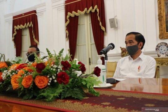 Presiden Jokowi optimis defisit anggaran dapat menyusut pada 2023