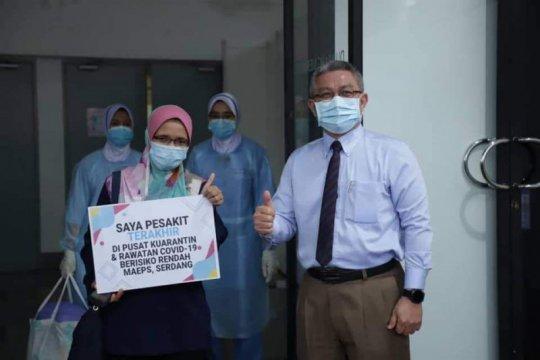 Malaysia bakal tutup pusat perawatan COVID-19 di Serdang