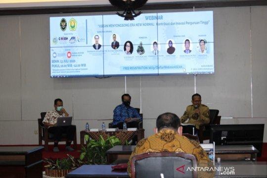 Pakar Unej paparkan tiga faktor negara ASEAN mampu atasi COVID-19