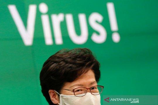 Carrie Lam umumkan pemilihan legislatif Hong Kong ditunda setahun