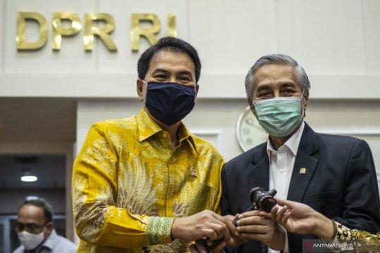 Pelantikan Wakil Ketua Baleg DPR