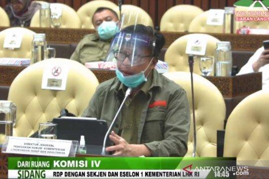 KLHK dorong peran kementerian lain dalam penegakan hukum karhutla