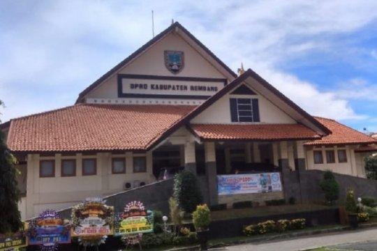 Ketua meninggal, Kantor DPRD Rembang ditutup sementara