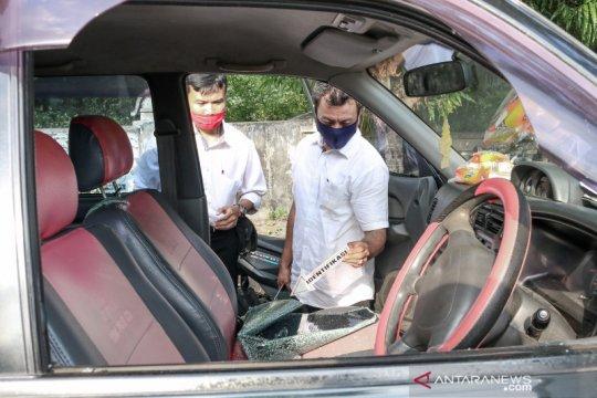"""Modus kejahatan """"keprok kaca"""" mobil kembali terjadi di Mataram"""