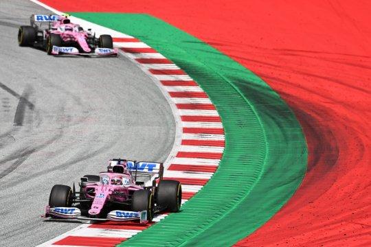 Renault ajukan protes resmi terkait legalitas mobil Racing Point