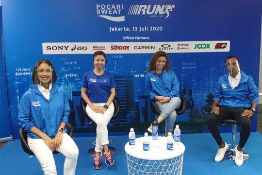 Sprinter Agus Prayogo antusias ikuti ajang balap lari virtual