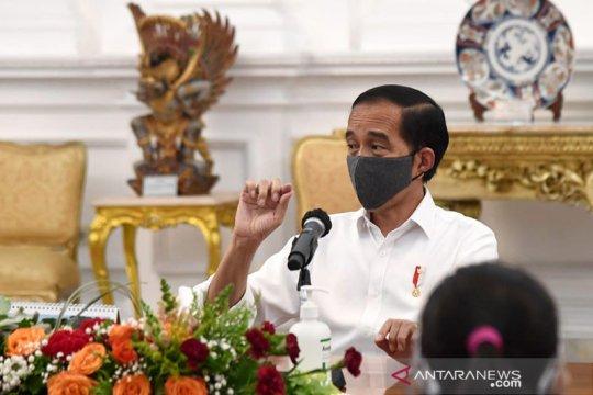 Jokowi targetkan Indonesia mulai produksi vaksin COVID-19 Januari 2021