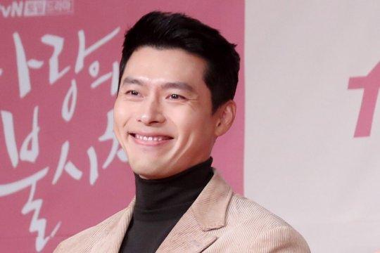 Hyun Bin berangkat ke Yordania untuk syuting film di tengah pandemi
