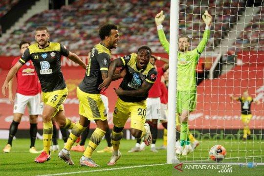 Gol Michael Obafemi kandaskan kemenangan Setan Merah di Old Trafford