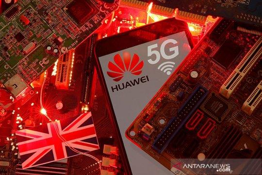 Inggris minta Jepang  bangun jaringan 5G sebagai alternatif Huawei