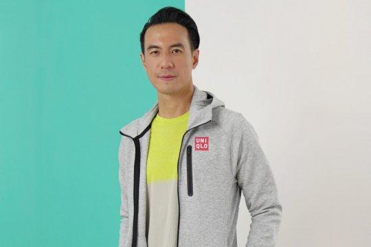 Kiat pilih pakaian olahraga dari Daniel Mananta