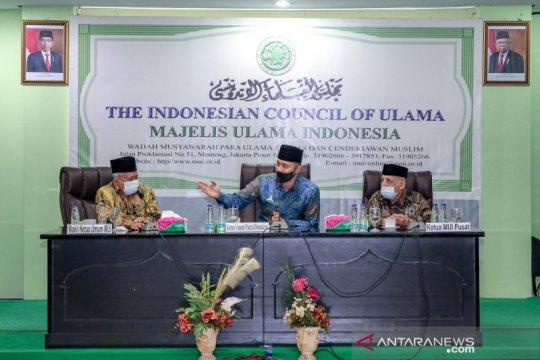 AHY: Demokrat siap bersinergi dengan Majelis Ulama Indonesia