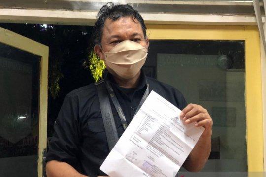 Fotografer Media Indonesia laporkan pencurian kamera ke polisi