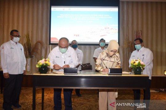 Pertamina gandeng 3 BUMN untuk pembangunan dan perawatan kapal