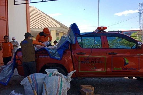 Gubernur Sulawesi Selatan kirim bantuan banjir Luwu Utara