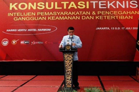 Dirjen PAS tegaskan petugas terlibat narkoba dikirim ke Nusakambangan