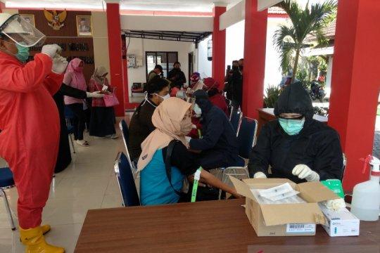 28 PPDP di Jember hasil tes cepatnya reaktif