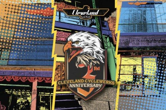 Cleveland Cyclewerks hadirkan Ace 400, rayakan ulang tahun ketiga