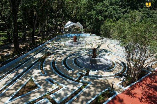 Kementerian PUPR rampungkan penataan Kebun Raya Purwodadi di Jatim