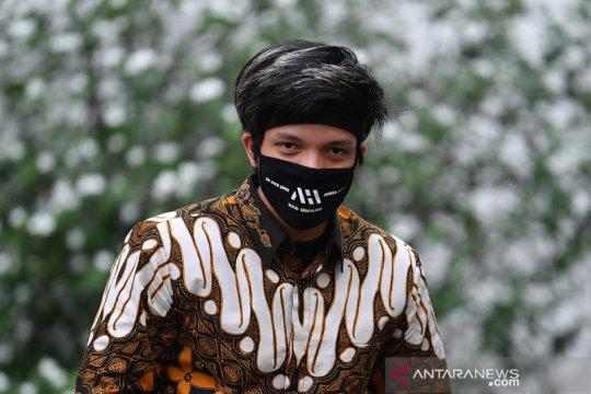Atta Halilintar, Raffi Ahmad hingga Cak Lontong sambangi Istana Kepresidenan