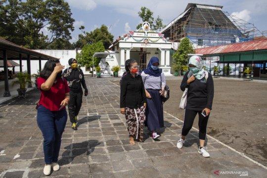 Keraton Yogyakarta kembali dibuka untuk wisatawan