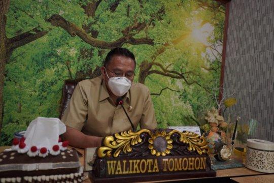 Tomohon masuk zona merah bersama 57 kabupaten/kota di Indonesia