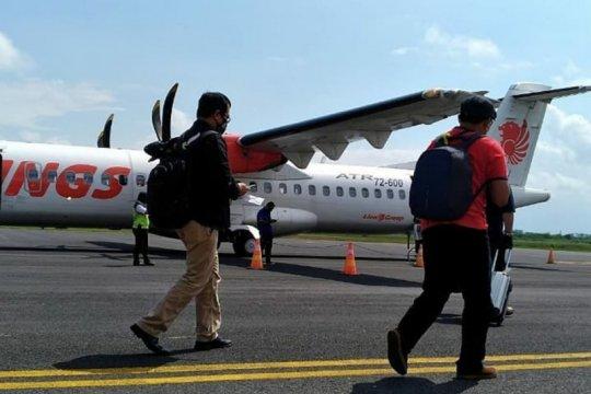 Wings Air terbang kembali di Bandara Notohadinegoro Jember