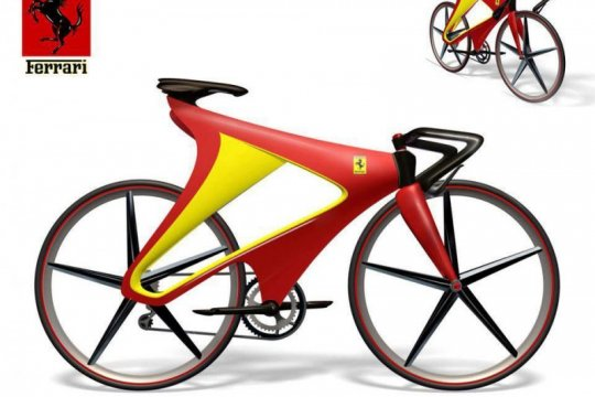 "Deretan sepeda ""elite"" buatan produsen mobil mewah"