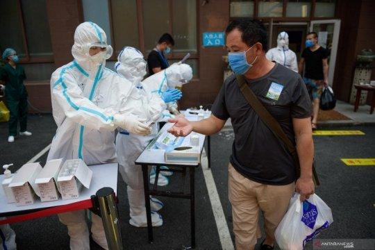 Otoritas China temukan virus  corona pada kemasan cumi-cumi impor