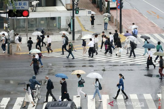 Tokyo akan tingkatkan peringatan waspada corona ke level tertinggi