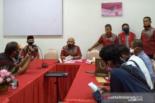 Tersangka penyelewengan infak Masjid Raya Sumbar diperiksa tiga kali