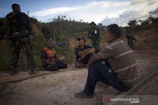 PBB desak Venezuela bongkar geng kriminal yang operasikan tambang