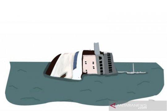 Tiga personel Polairud korban kecelakaan laut masih dalam pencarian