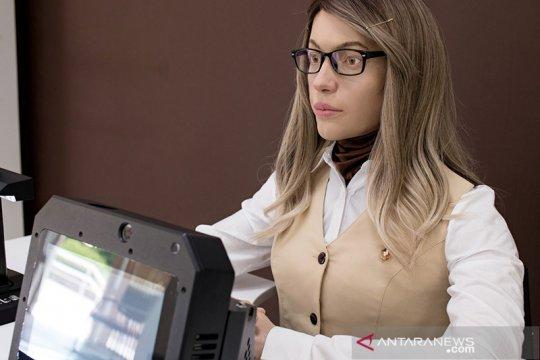 Robot humanoid bantu urusan birokrasi di Rusia