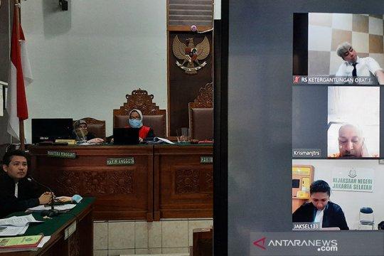 Roy Kiyoshi jalani sidang dakwaan di PN Jakarta Selatan