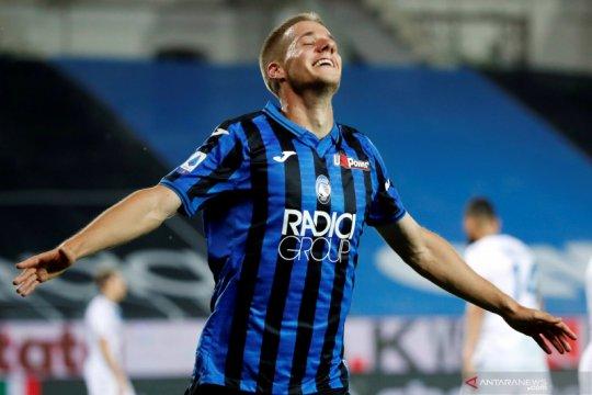 Liga Italia: Atalanta bantai Brescia 6-2