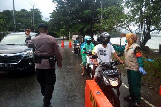 PSBB transisi di Ambon diperpanjang dua pekan
