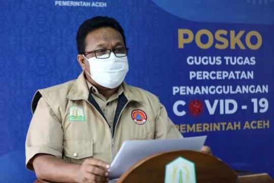 Aceh laporkan 101 kasus baru warga positif COVID, total jadi 15.240