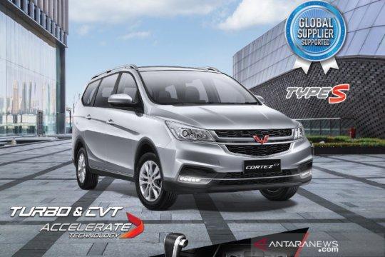 "MPV baru Wuling Cortez Type S, ""8-seater"" harganya Rp209 juta"