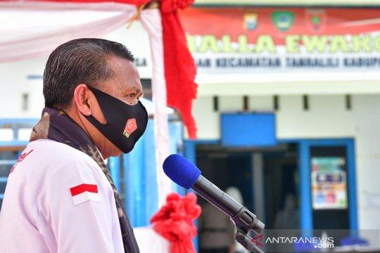 Gubernur Sulsel laporkan banjir Lutra kepada Presiden