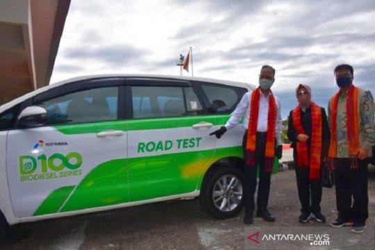 Kemarin, Presiden kejar pemulihan ekonomi dan ujicoba green diesel