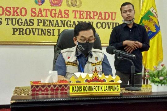Gugus Tugas COVID-19 Lampung catat 6 tambahan kasus positif baru